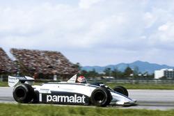 Nelson Piquet, Brabham BT49D