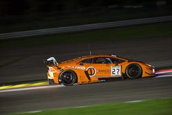 #27 Orange 1 Team Lazarus Lamborghini Huracan GT3: Nicolas Pohler, Fabrizio Crestani, Luca Filippi