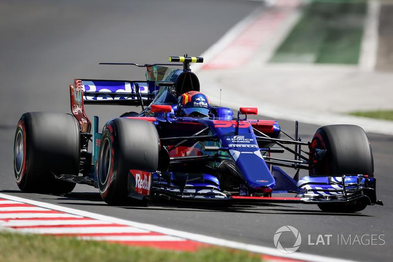 9. Карлос Сайнс, Toro Rosso — 35