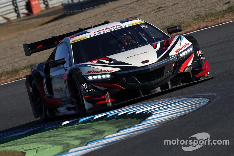 Дженсон Баттон, Honda NSX Concept-GT