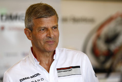Фріц Енцінгер, керівник Porsche Team LMP1