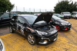 Rolf Tremp, Opel Astra OPC, Auto Bollhalder, und Reto Sieber, Opel Astra OPC, Auto Bollhalder