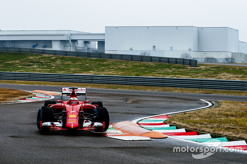 Кімі Райкконен, Ferrari SF15-T