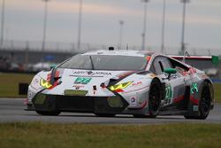 #27 Dream Racing Lamborghini Huracan GT3: Cedric Sbirrazzuoli, Lawrence DeGeorge, Raffaele Giammaria, Paolo Ruberti, Luca Persiani