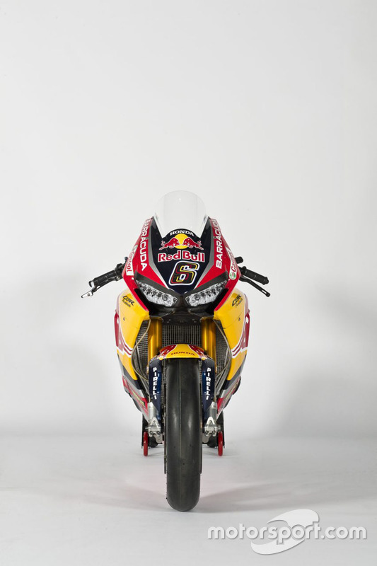 Bike von Stefan Bradl, Honda World Superbike Team
