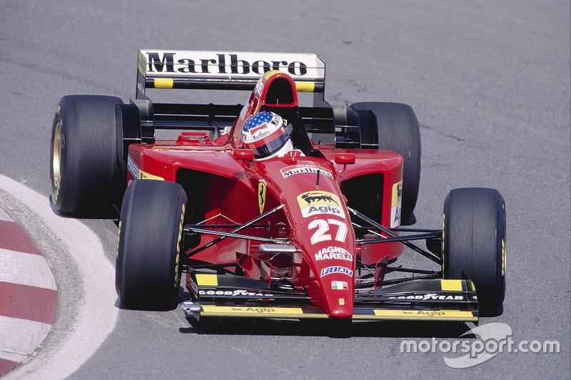 1995: Ferrari 412T2