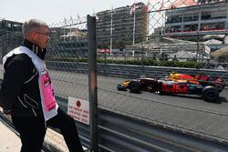 Росс Браун и Макс Ферстаппен, Red Bull Racing RB13