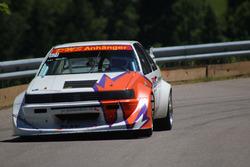 Werner Rohr, Toyota Corolla AE86, Equipe Bernoise, Berg-Pokal