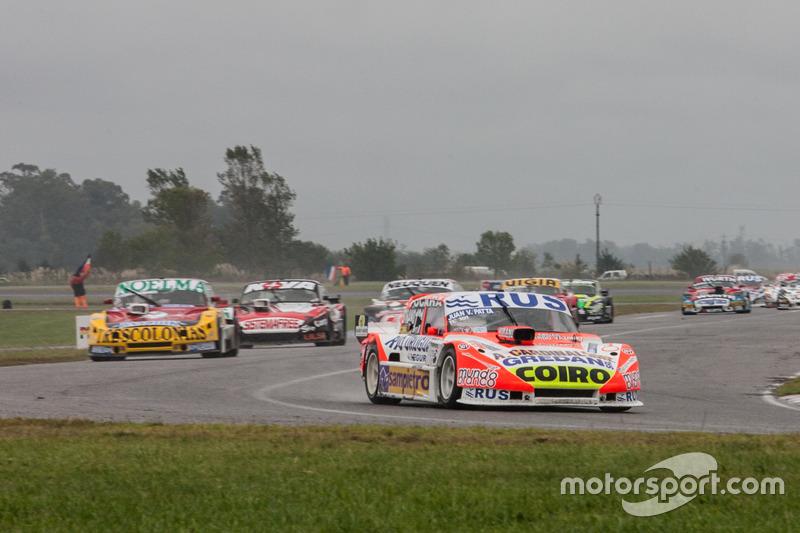 Lionel Ugalde, Ugalde Competicion Ford, Nicolas Bonelli, Bonelli Competicion Ford, Matias Rossi, Nova Racing Ford
