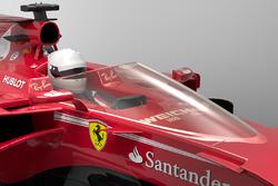 Концепт системи Щит на Ferrari