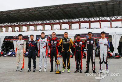 中国赛车队BAR加入2018年北欧雷诺方程式