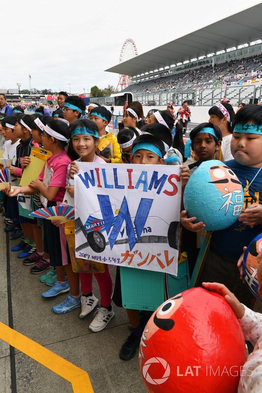 Уболівальники Williams