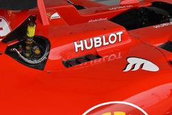 Ferrari SF70H: Seitenkasten
