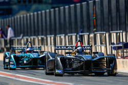 Жером д'Амброзио, Dragon Racing, и Митч Эванс, Jaguar Racing
