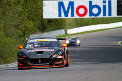 #99 JCR Motorsports Maserati Grand Turismo MC GT4: Jeffrey Courtney
