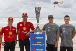Supercars Enduro Cup arrives on the Gold Coast with Fabian Coulthard, Tony D'Alberto, DJR Team Penske and Cameron Waters, Richie Stanaway, Prodrive Racing Australia