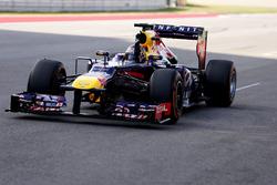Переможець Себастьян Феттель, Red Bull RB9 Renault