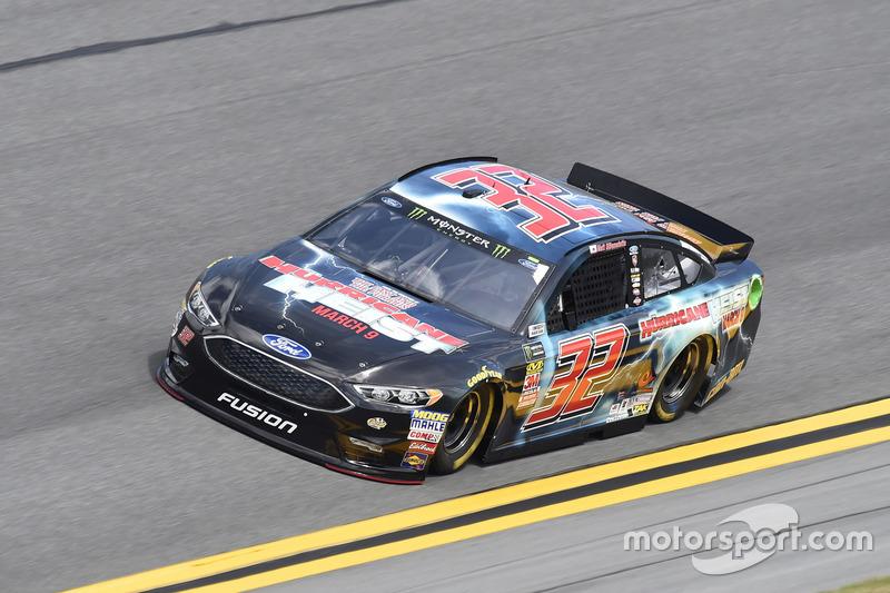 #32: Matt DiBenedetto, Go Fas Racing, Ford Fusion