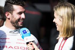 José María López, Dragon Racing con Nicki Shields