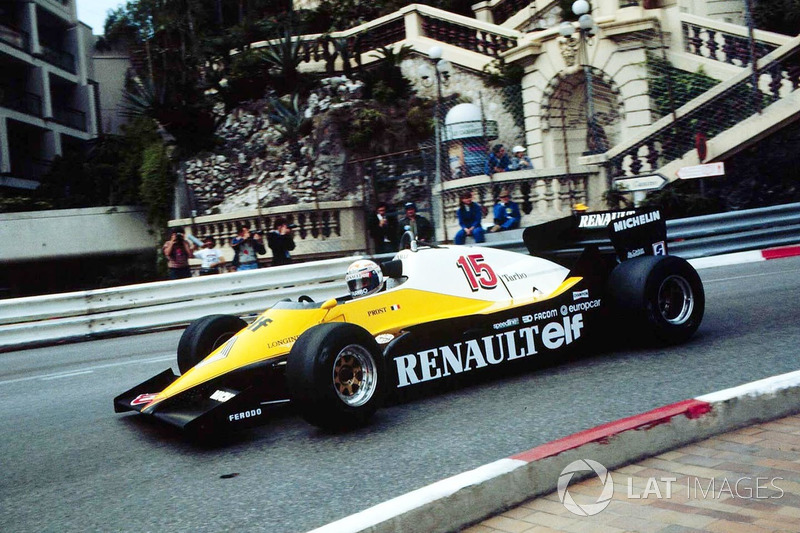 1983 : Renault RE40