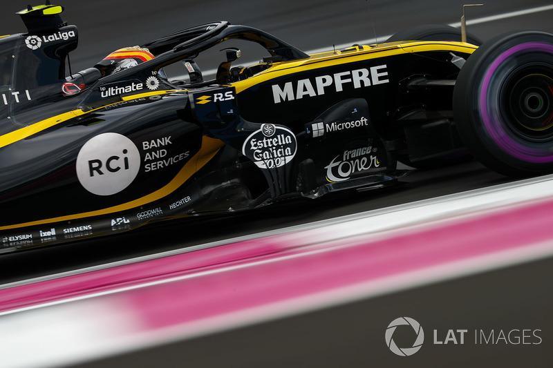 8 місце — Карлос Сайнс, Renault. Умовний бал — 11,27