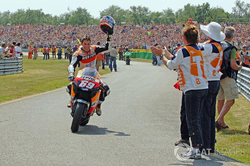 2006: Nicky Hayden, Honda RC211V
