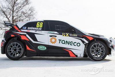GRX Taneco team lansmanı