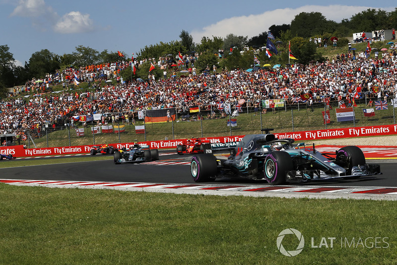 12. GP Hongaria (2-4 Agustus)