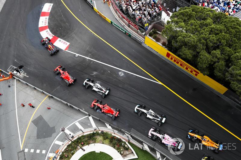 Así acabaron los campeonatos de pilotos y escuderías 2018 de F1 ... ac50271d76a