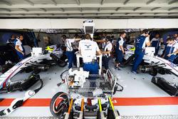 Les voitures de Felipe Massa, Williams FW40, Lance Stroll, Williams FW40
