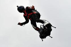 Jet hover board