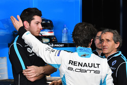 Nicolas Prost, Renault e.Dams, Alain Prost, Takım Menajeri, Renault e.Dams