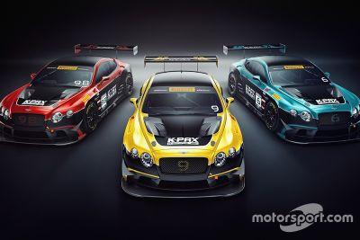 K-Pax Racing presentation