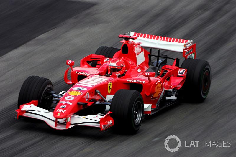2006: Ferrari 248 F1 (девять побед, 2-е место в КК)