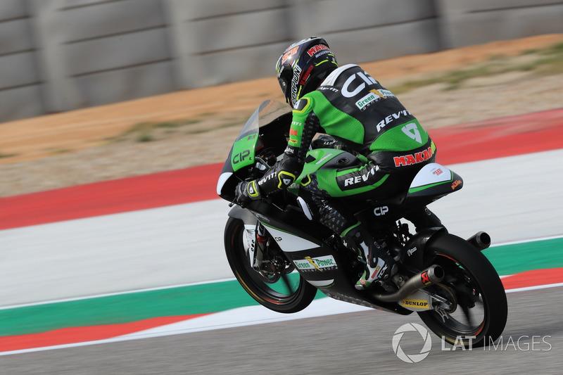 Moto3, III этап, Гран При Америк