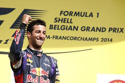 1. Daniel Ricciardo, Red Bull Racing
