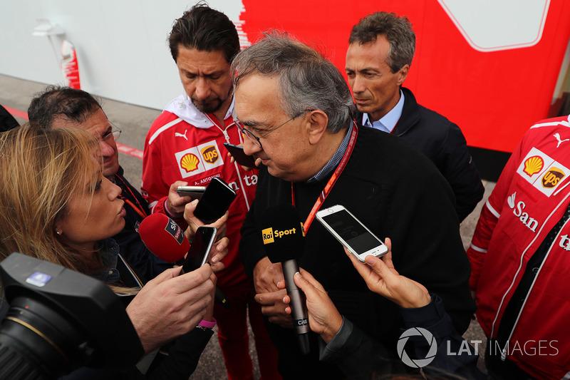 Sergio Marchionne, CEO FIAT