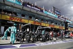 Пит-стоп: Льюис Хэмилтон, Mercedes AMG F1 W09