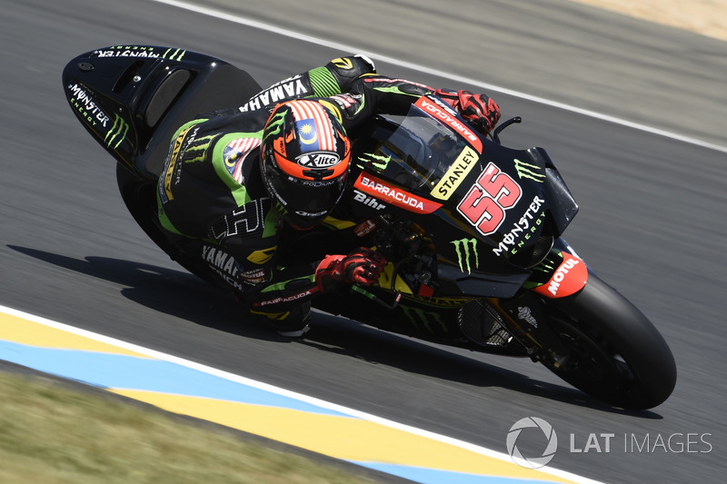 14. Hafizh Syahrin, Monster Yamaha Tech 3