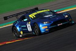 #11 TF Sport Aston Martin V12 Vantage: Mark Farmer, Nicki Thiim