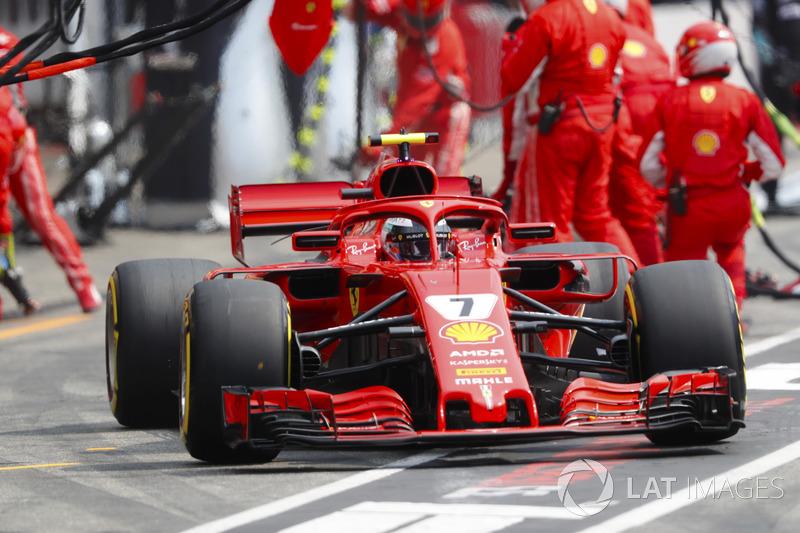 4 місце — Кімі Райкконен, Ferrari — 238