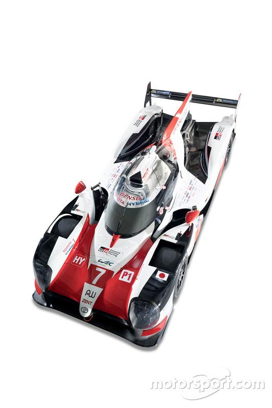 Toyota Racing desvela su librea