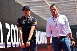 Max Verstappen, Red Bull Racing et son père Jos Verstappen