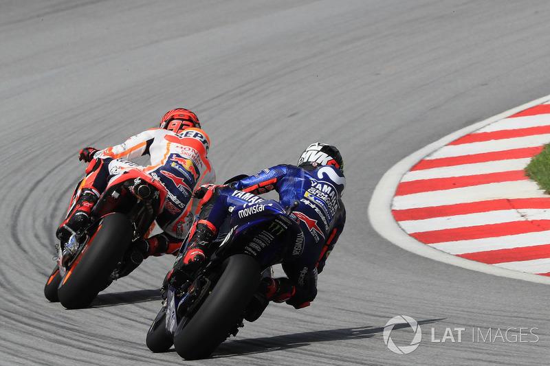 Марк Маркес, Repsol Honda Team, Маверік Віньялес, Yamaha Factory Racing