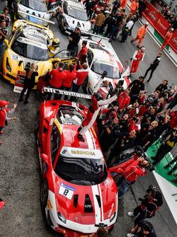 Vainqueur #8 Octane 126 Ferrari 488: Fabio Leimer