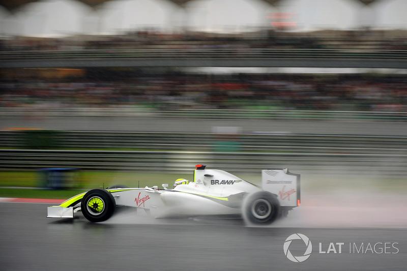 40º: Brawn GP BGP001 (2009)