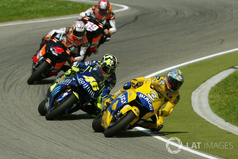 2004: Max Biaggi