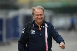 Robert Fernley, Force India F1 Team