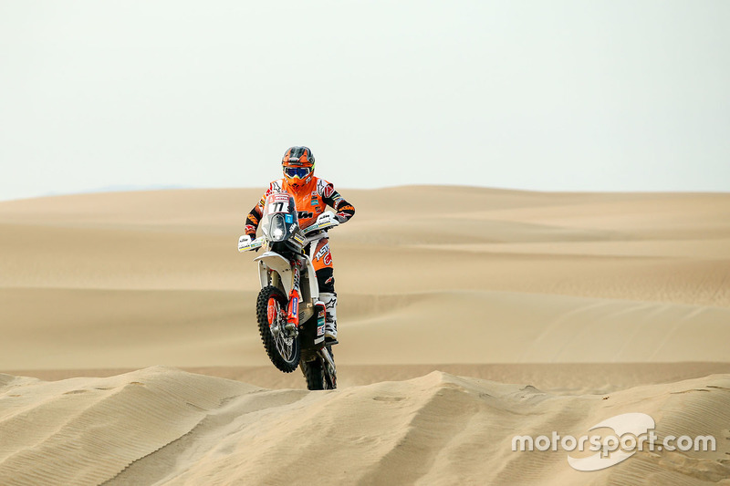 #77 Red Bull KTM Factory Racing: Luciano Benavides
