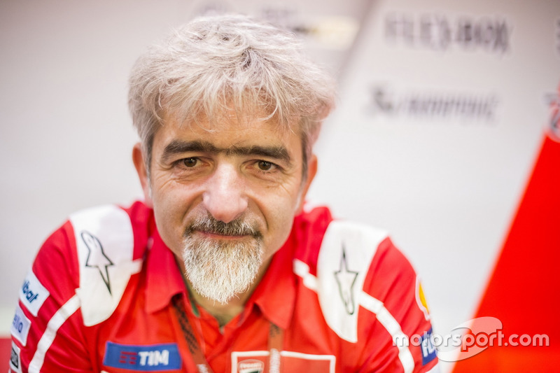 Gigi Dall'Igna, Technikchef, Ducati Team